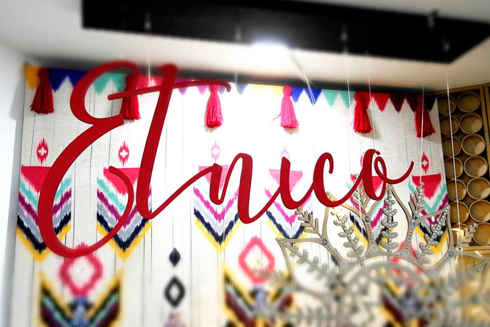 Showroom - Moda - Etnico